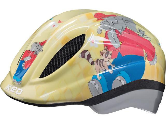 KED Meggy II Originals Helmet Kids Benjamin Blümchen